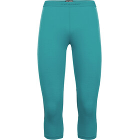 Icebreaker 200 Zone Legless Women arctic teal-kingfisher-dew